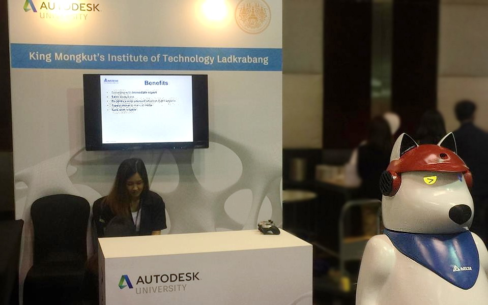 Synergysoft : Autodesk University ASEAN 2017