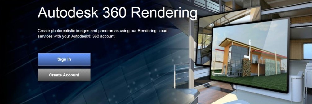 Autodesk Rendering in A360