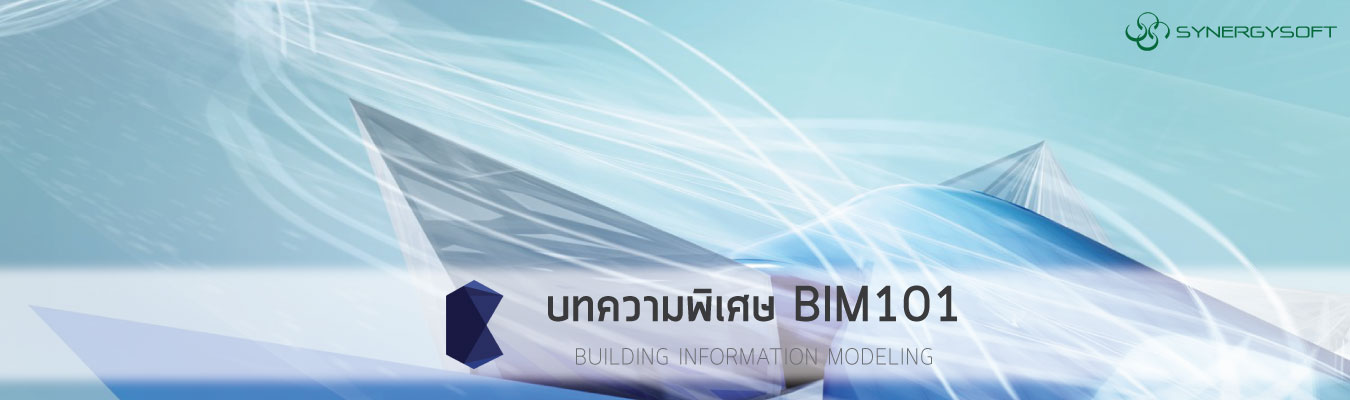 Synergysoft BIM101 article